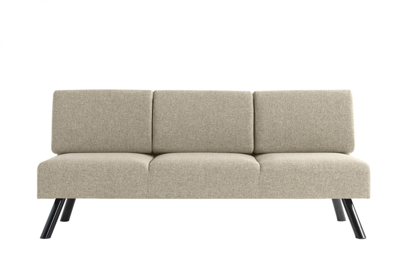 Sofa Nomad Metalmobil trzyosobowa tapicerowana