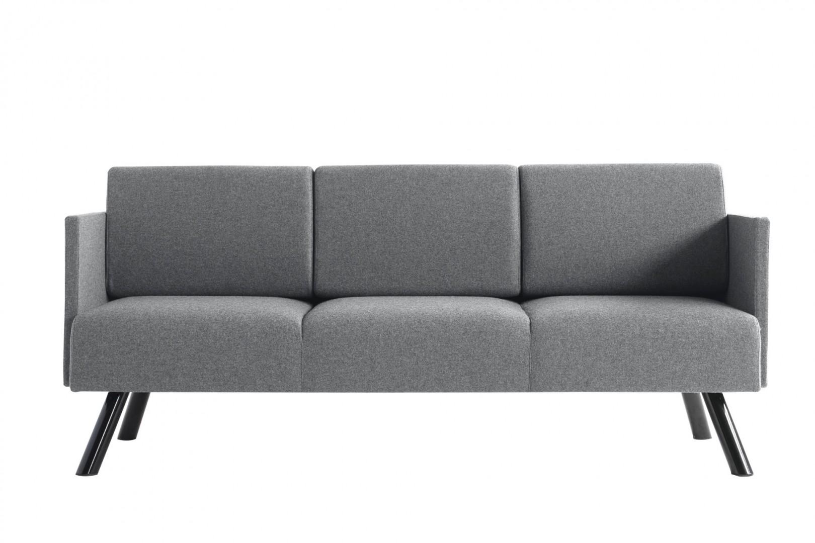 Sofa biurowa tapicerowana Nomad Metalmobil
