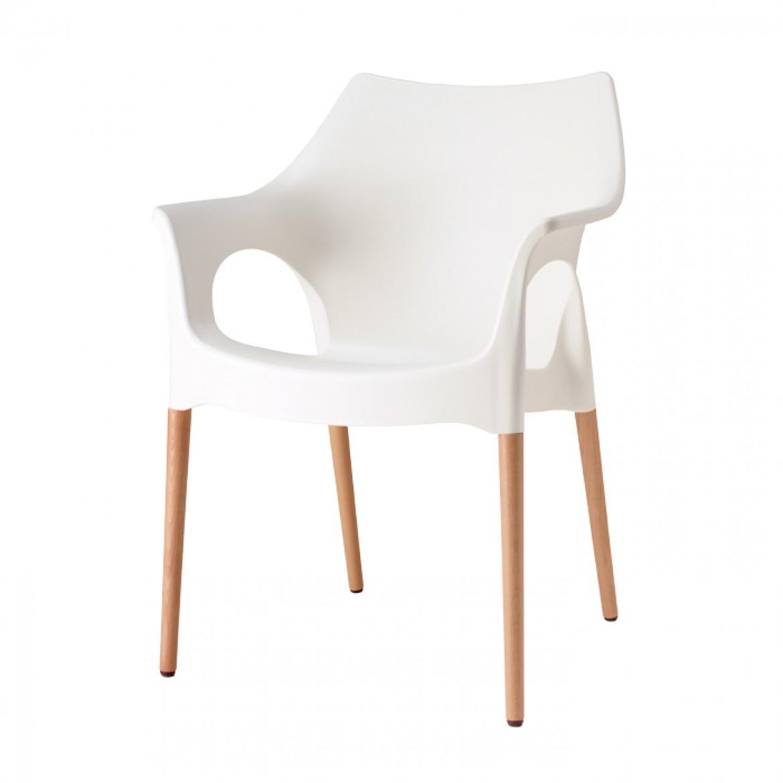 krzesło designerskie Natural Ola Scab Design