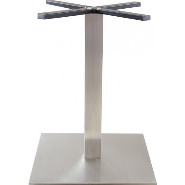 podstawa do stołu inox DOMI nierdzewna