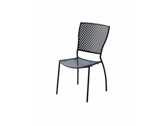 Włoskie krzesło na taras ażurowe