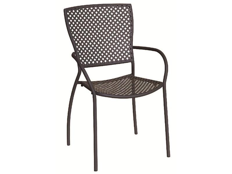Krzesło na taras Queen ażurowe