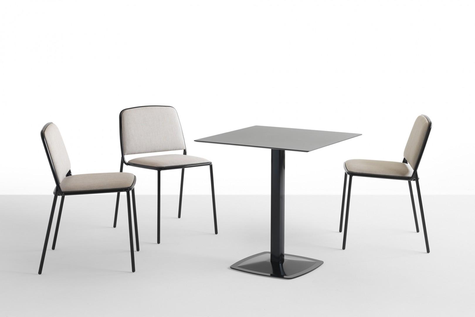 Krzesło RING Metalmobil do restauracji