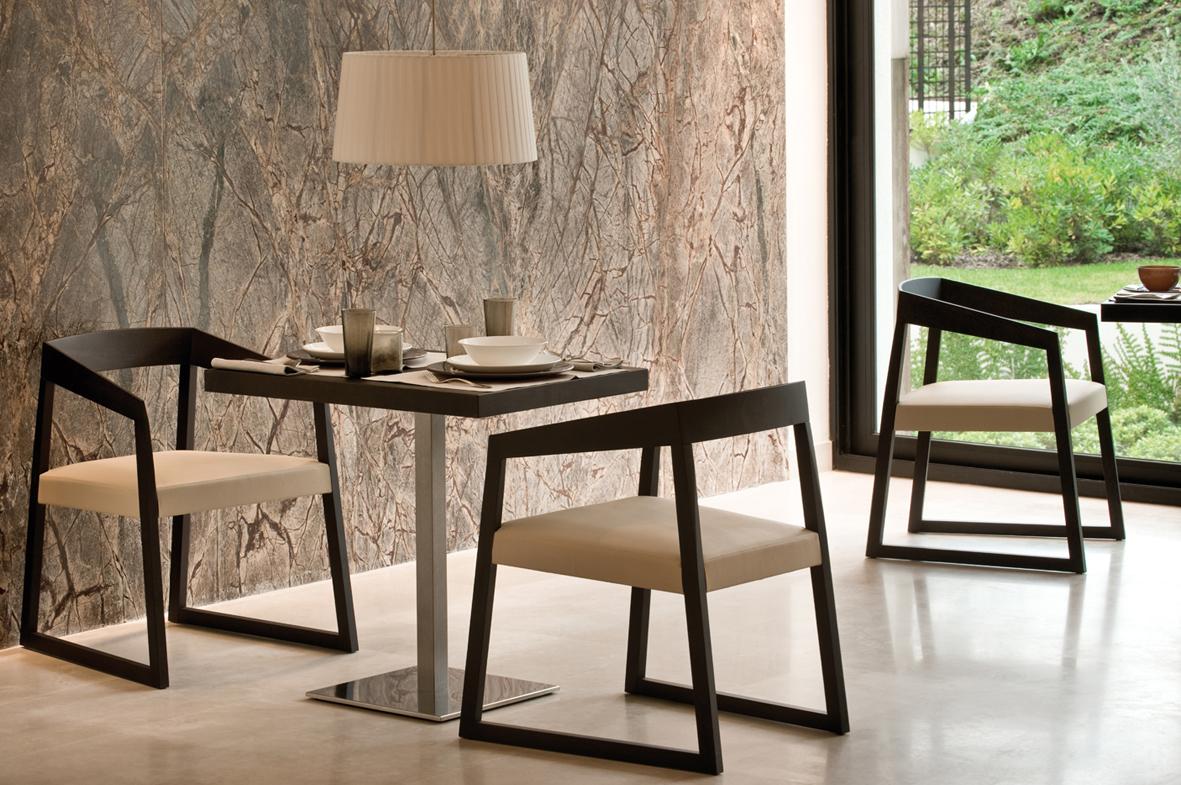 Krzesło Sign Pedrali do restauracji