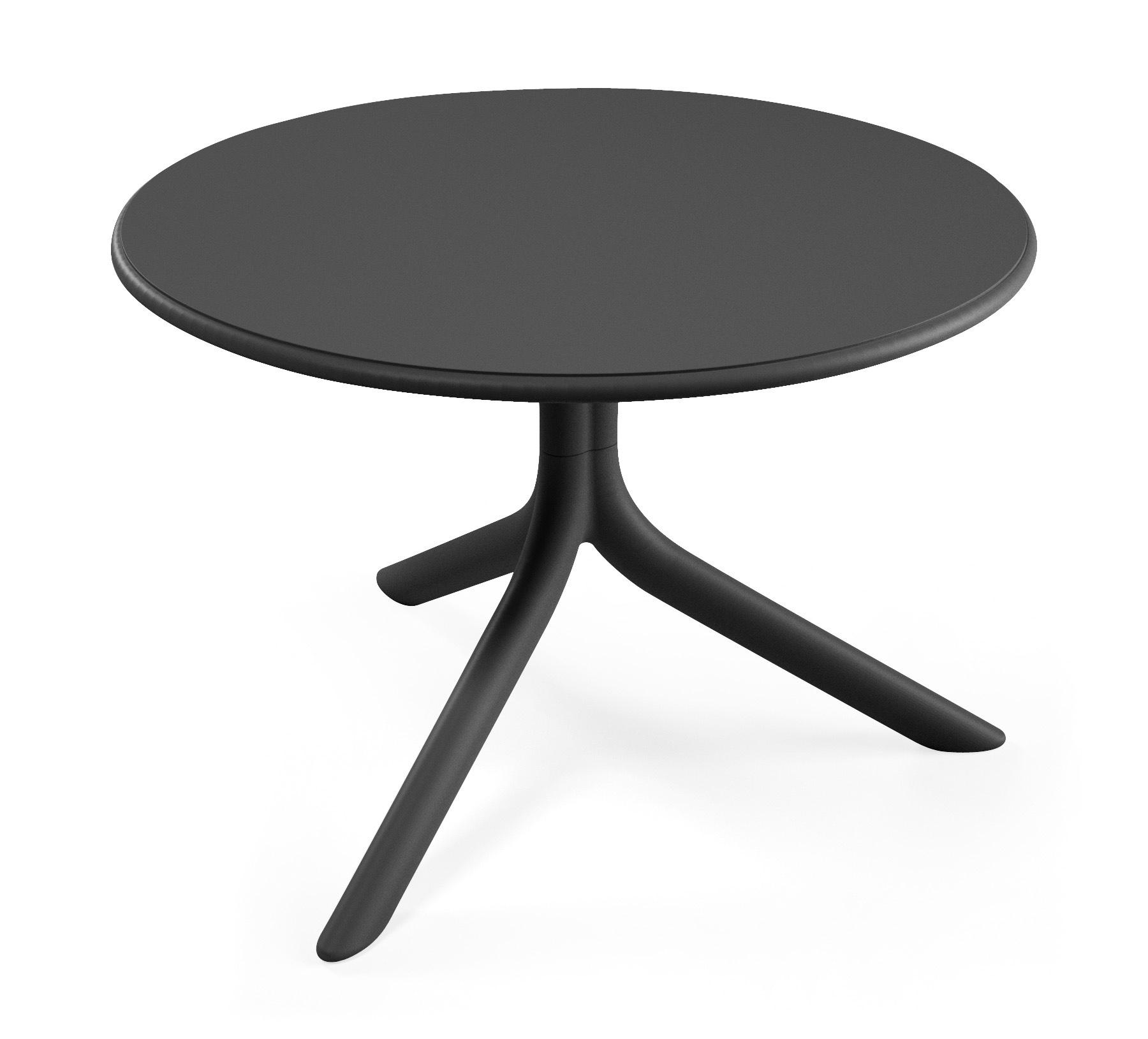 czarny stolik kawowy nardi