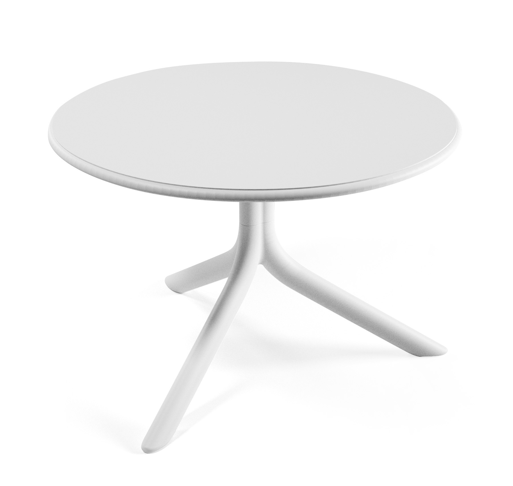 Biały stolik kawowy NARDI
