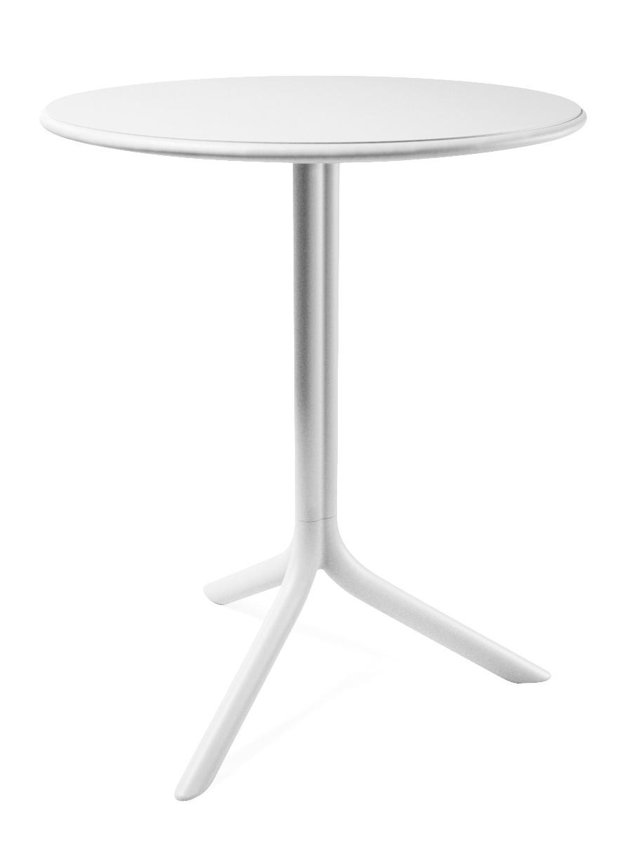 Biały stolik NARDI spritz step