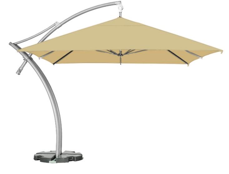 parasol boczny kwadratowy