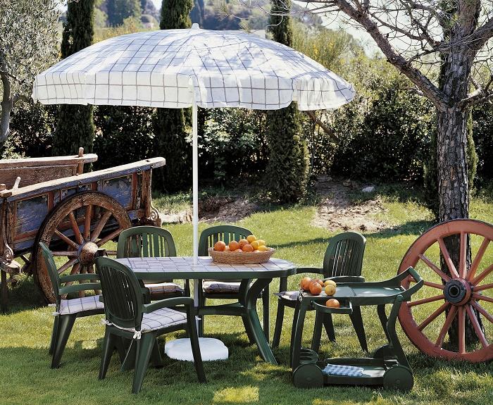 Stół ogrodowy Toscana Nardi 145