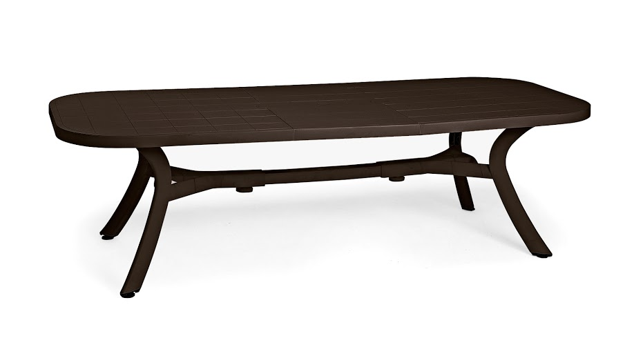 Stół do ogrodu Toscana Nardi 250 brązowy