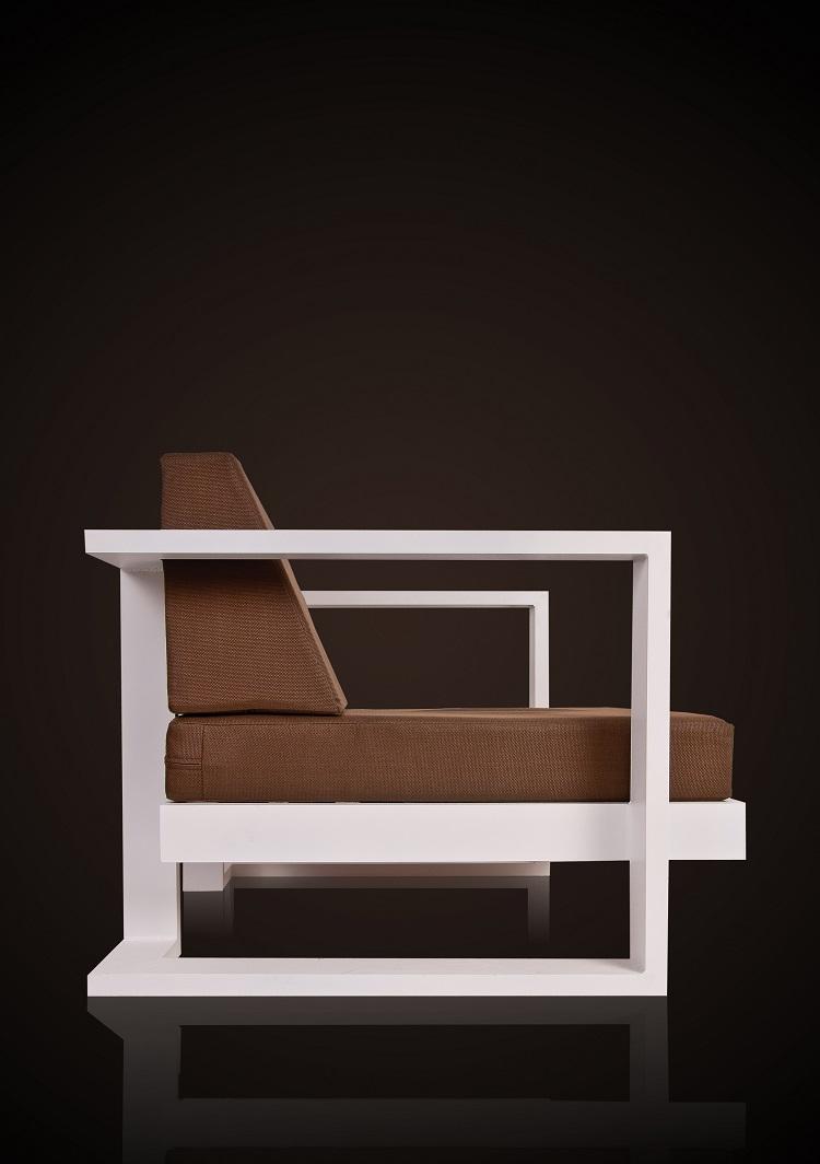 Fotel tarasowy Toscania Rondo Polska
