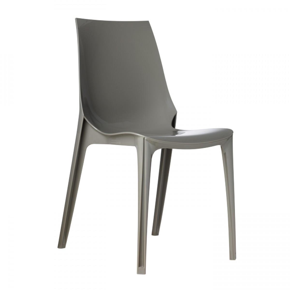 krzesło Vanity Scab Design tortora dove