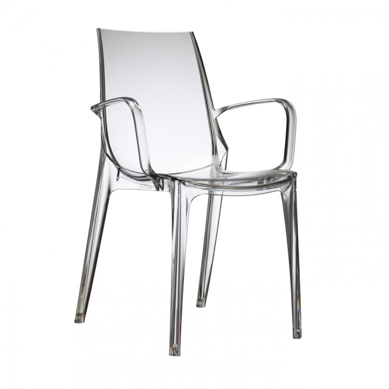 Krzesło z podłokietnikami Vanity Chair Scab Design