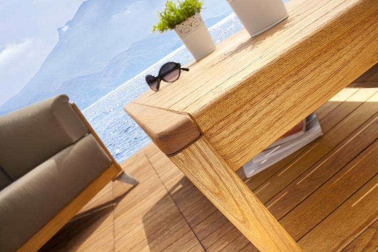 Stolik drewniany na taras VERONA