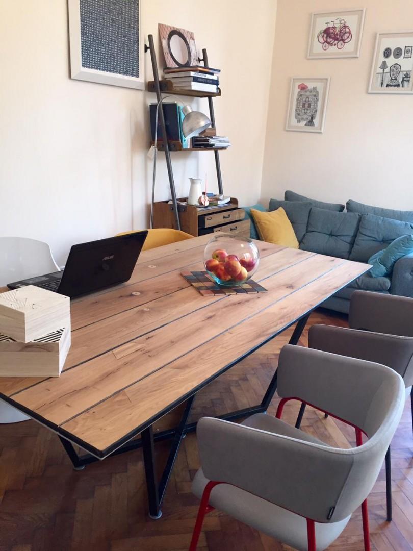 krzesło designerskie tapicerowane PLAY Et Al.